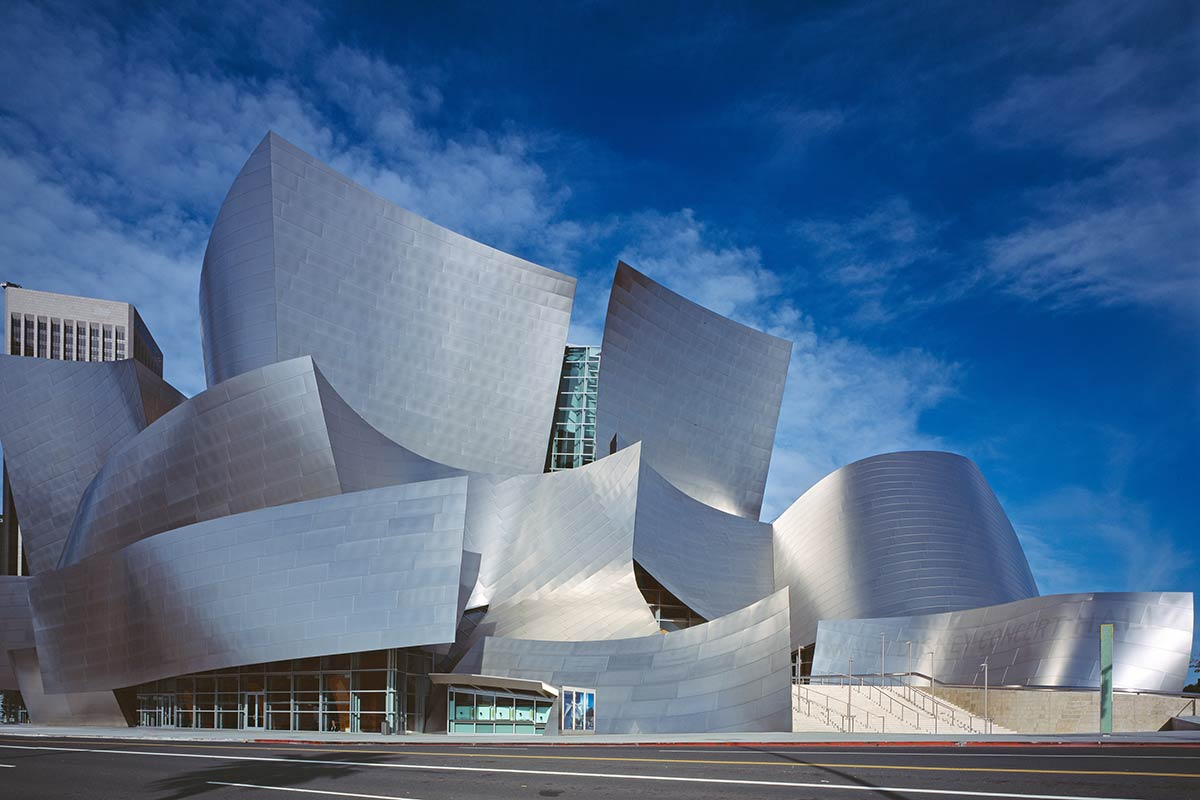 Le archi-sculture di Frank Gehry- progetto di Frank Gehry Life&People Magazine lifeandpeople.it