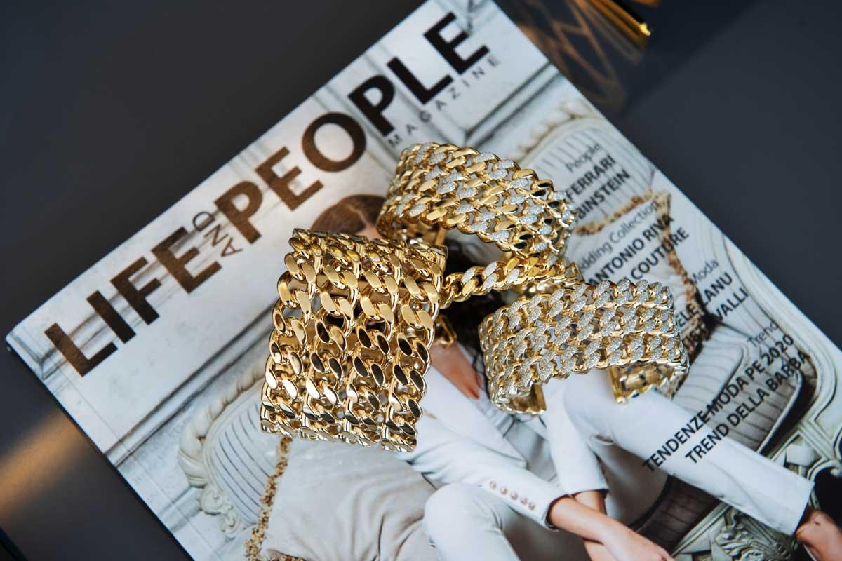 gioielli alta moda Paglicci Life&People Magazine LifeandPeople.it
