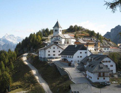 Monte Lussari, misticismo fra le Alpi