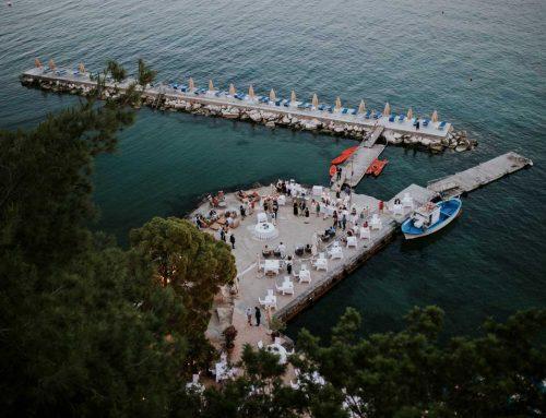 Le summer dinners al Regina Isabella Resort: un mare da amare