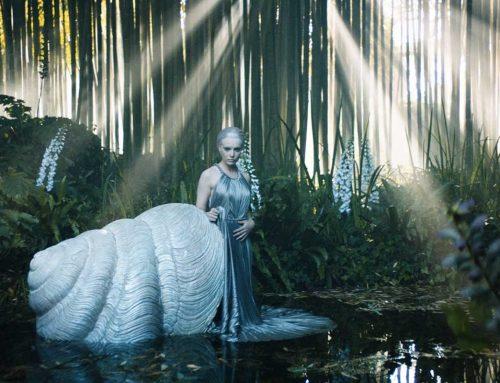 Ninfe, sirene e amadriadi nella nuova collezione Dior