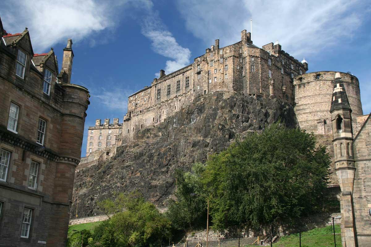 Il palazzo dei palazzi: Edinburgh Castle Life&People Magazine LifeandPeople.it