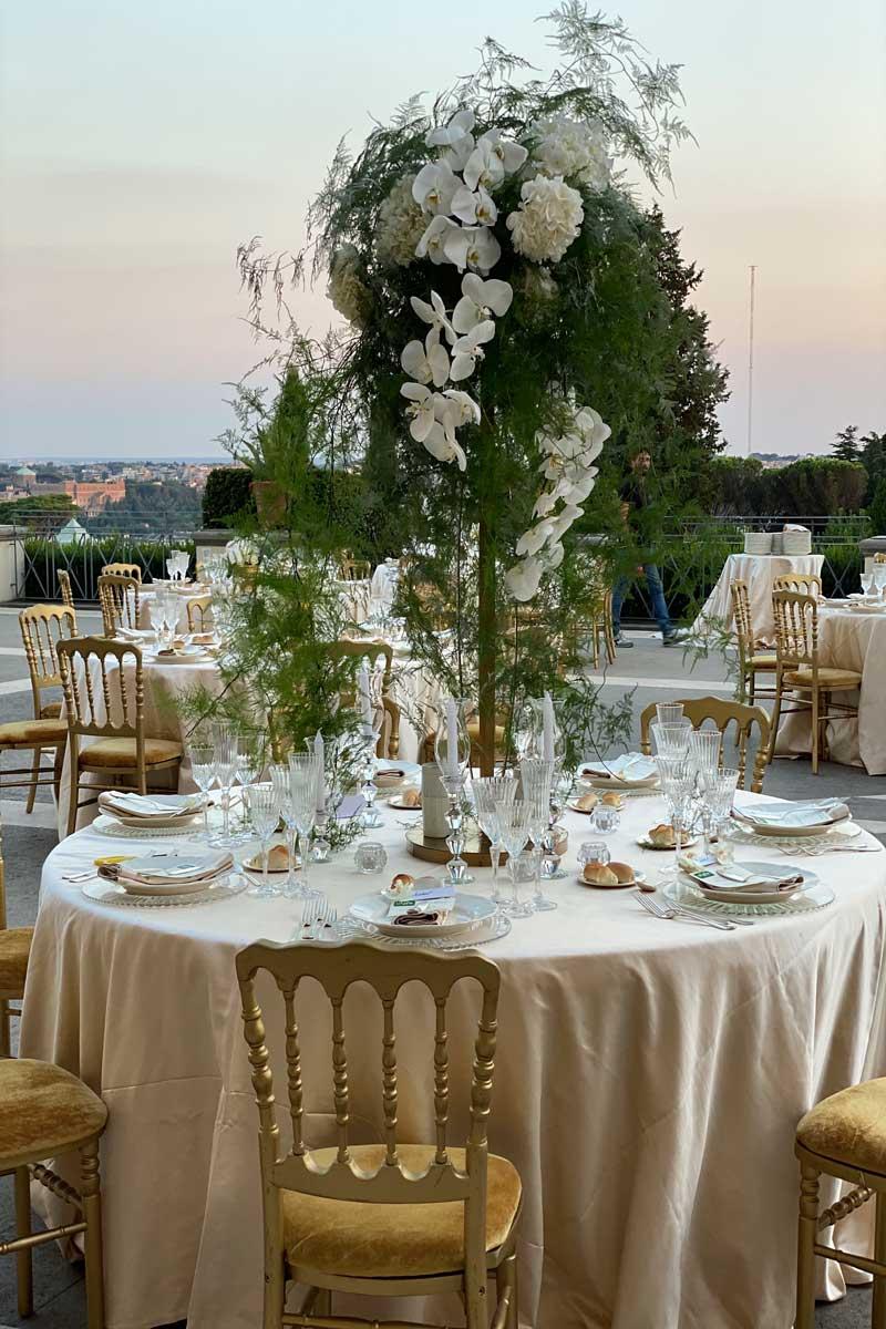 wedding planner più in voga Barbara Vissani a Villa Miani Roma Life&People Magazine LifeandPeople.it