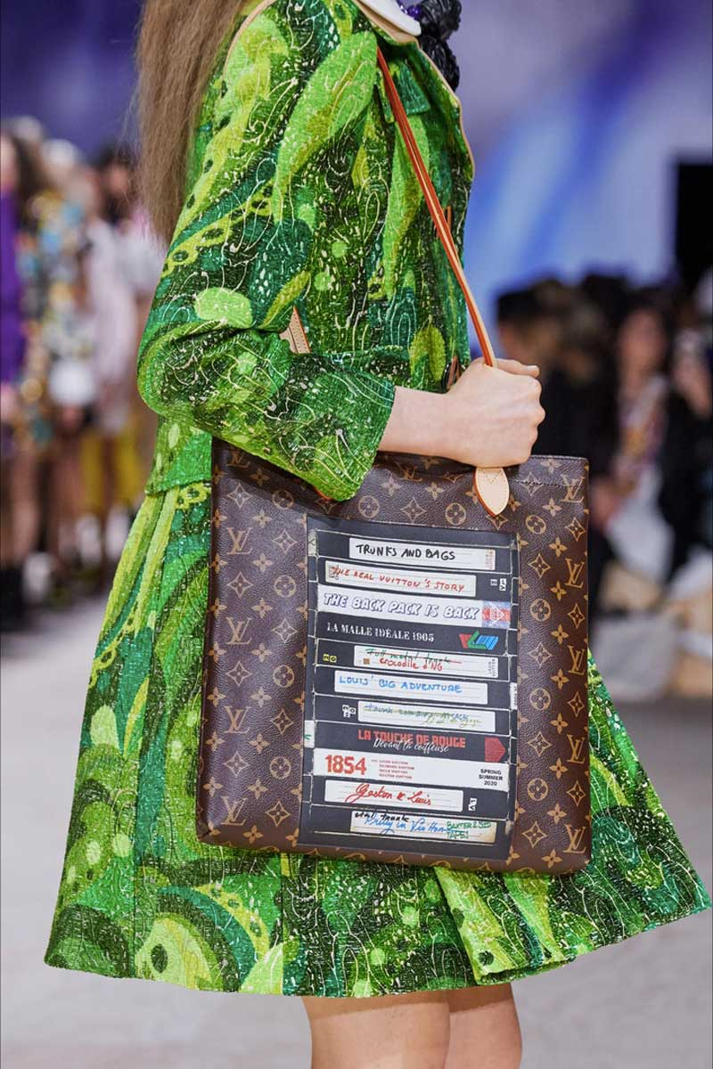 Louis Vuitton hand bag Life&People Magazine LifeandPeople.it
