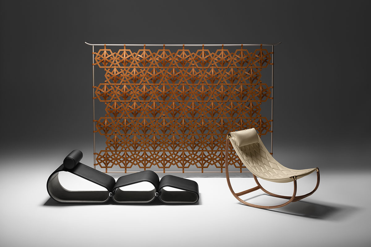 Proposte di Marcel Wanders per Objects Nomades di Louis Vuitton Life&People Magazine lifeandpeople.it