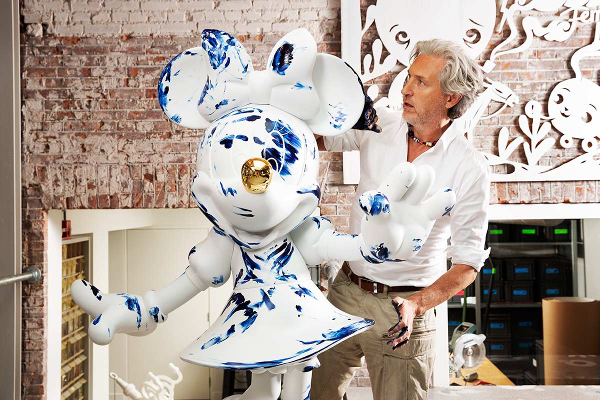 One Minute Minnie di Marcel Wanders Life&People Magazine lifeandpeople.it