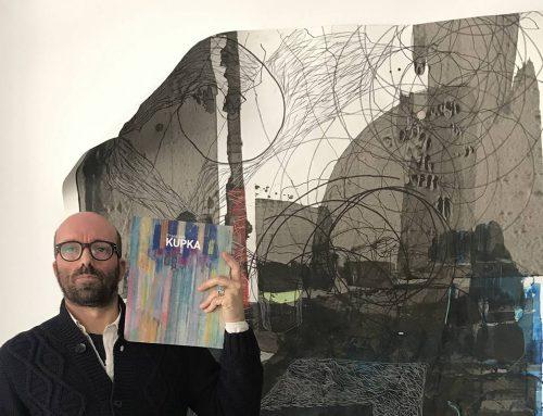 La ricerca estetica di Michele Motiscause