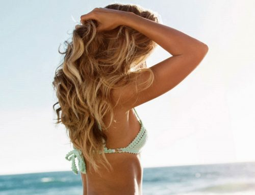 Integratori per capelli: una valida protezione dal sale e dal sole