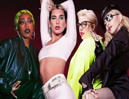 """""""Club Future Nostalgia"""": il remix album di Dua Lipa con Madonna e Gwen Stefani"""