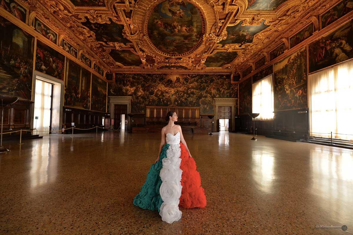Eleonora Lastrucci fashion designer Venezia per L'Italia Life&People Magazine Lifeandpeople.it