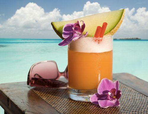 Imigliori cocktail estivi profumano di mare