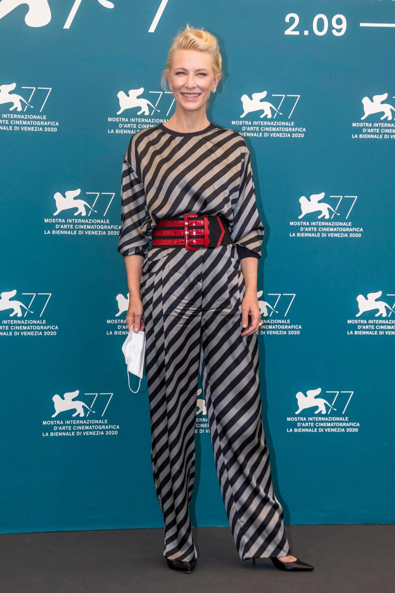 Cate Blanchett Venezia 77 Life&People Magazine LifeandPeople.it