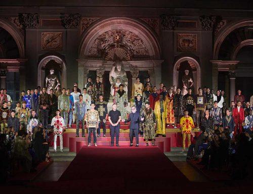 Dolce & Gabbana sfilano a Firenze: un omaggio al Rinascimento fiorentino