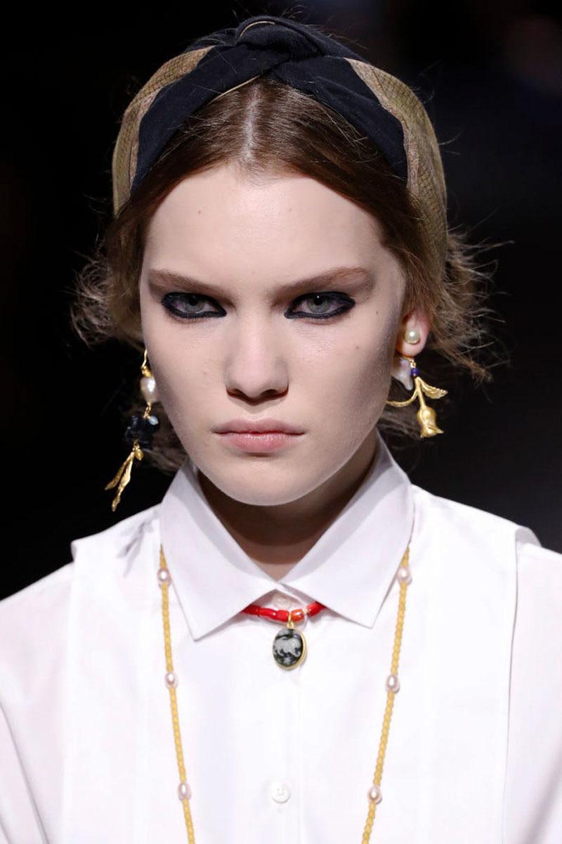accessori capelli dior fasce turbante Life&people Magazine LifeandPeople.it
