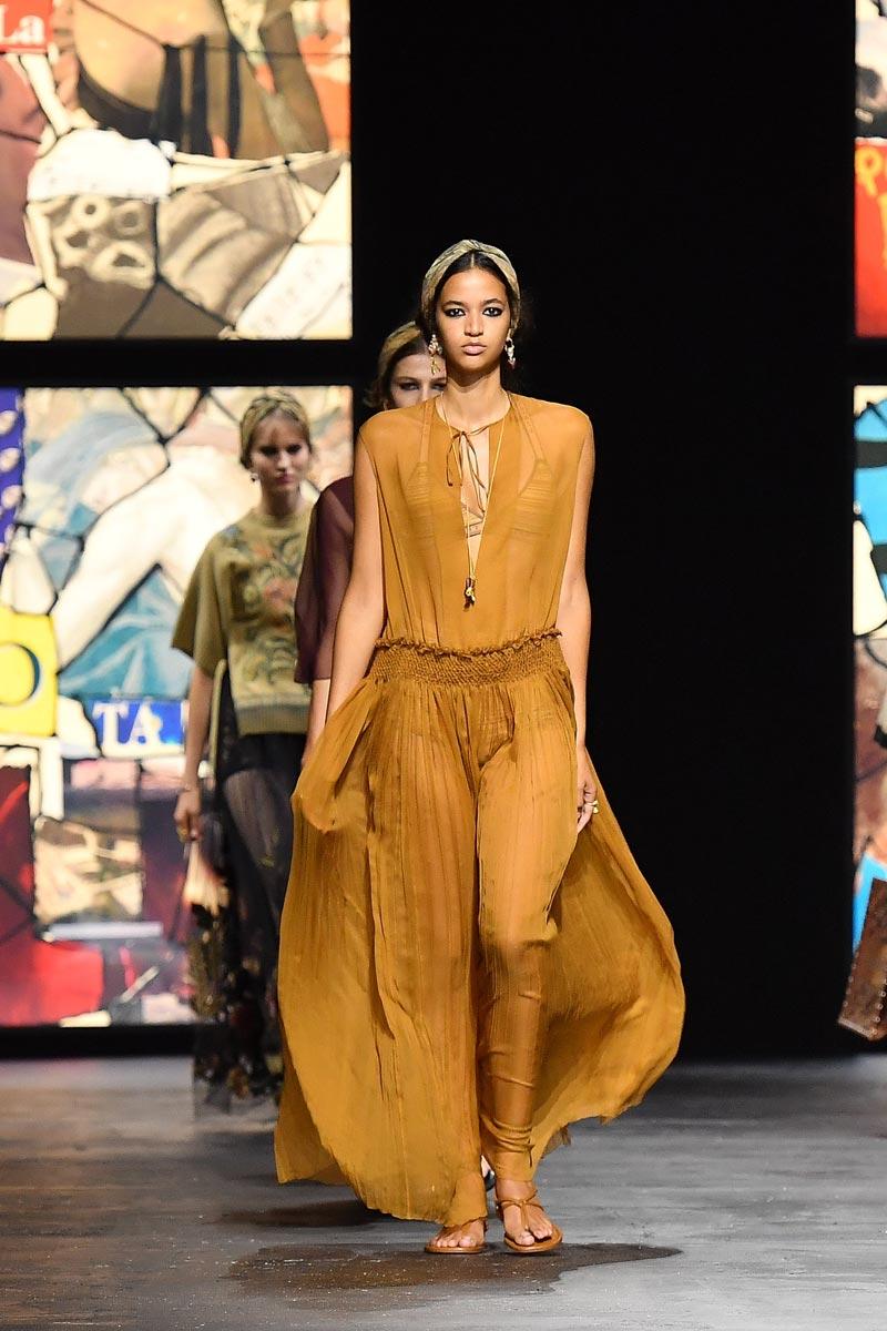collezione Dior primavera estate 2021 Life&People Magazine LifeandPeople.it