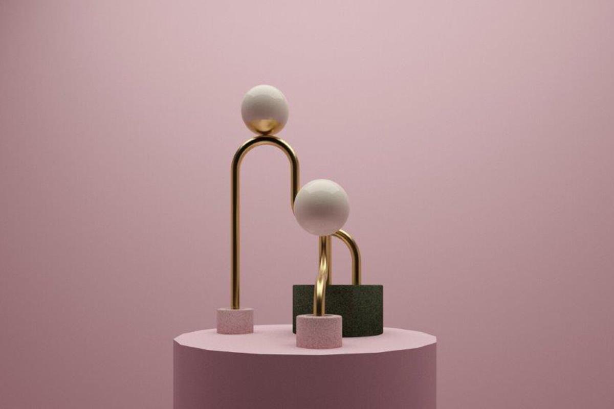Lampada Loop di Roxanne Cepeda - mostra design Marangoni a City Milano Life&People Magazine lifeandpeople.it