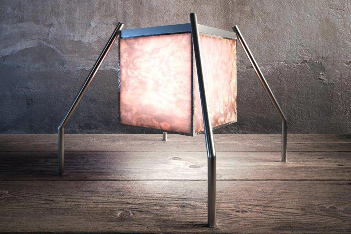 Personal lamp di Artemii Solod - mostra design Marangoni a City Milano Life&People Magazine lifeandpeople.it