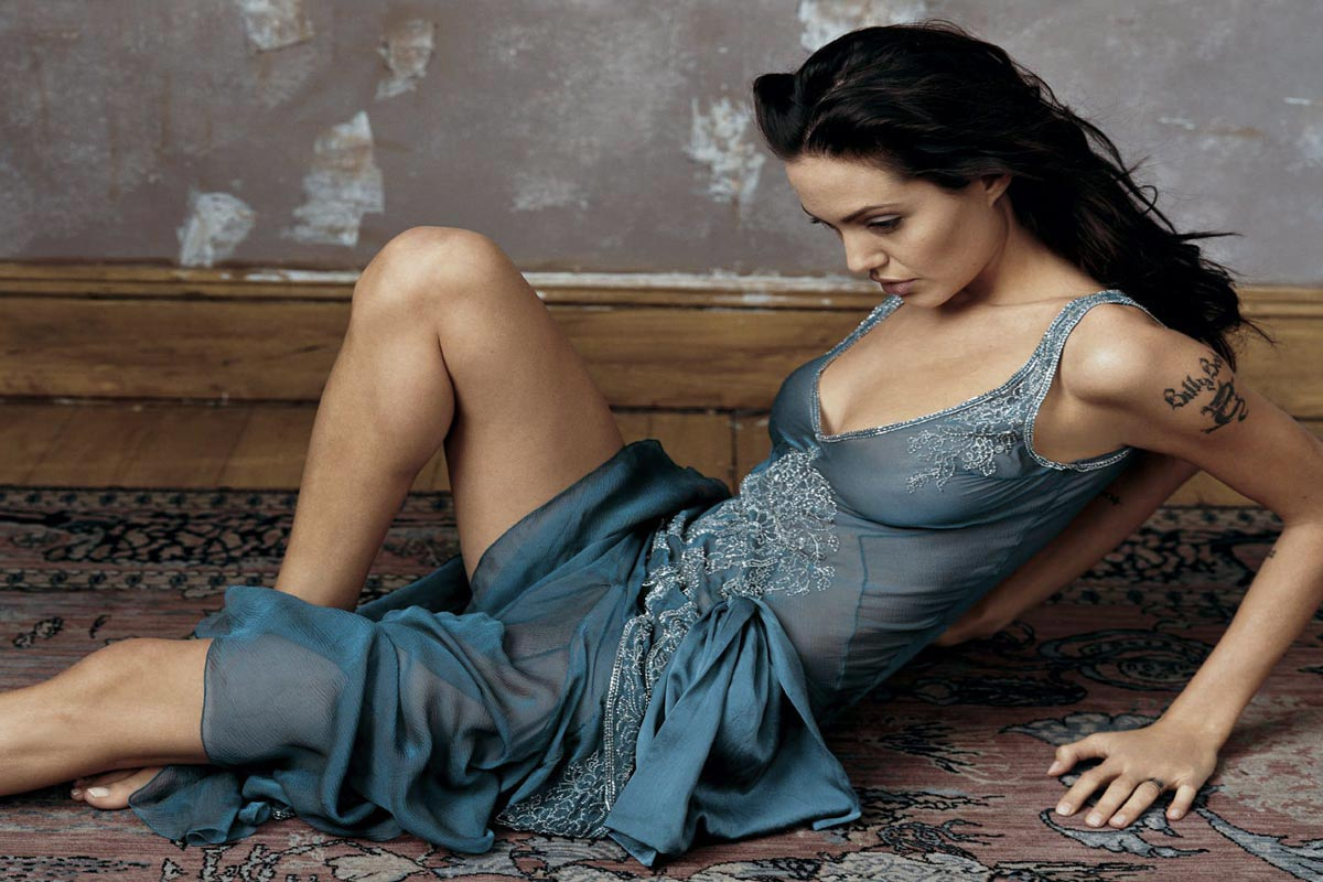 Angelina Jolie attrice americana Life&People Magazine LifeandPeople.it