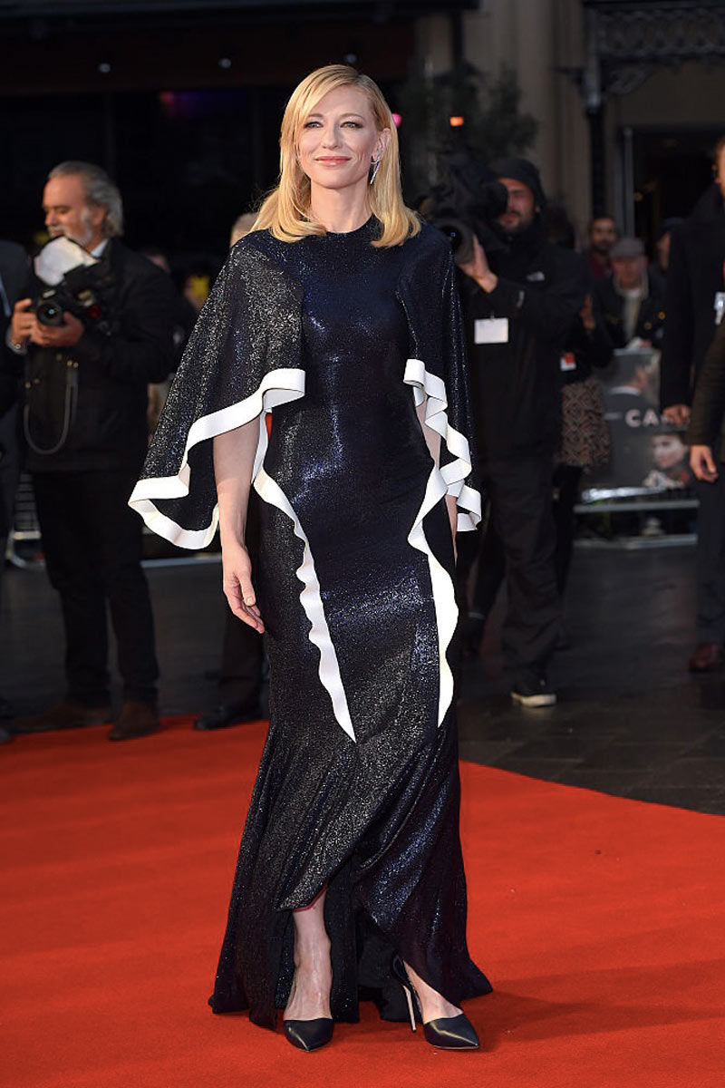 cate blanchett abito riciclato venezia 77 Life&People Magazine LifeandPeople.it