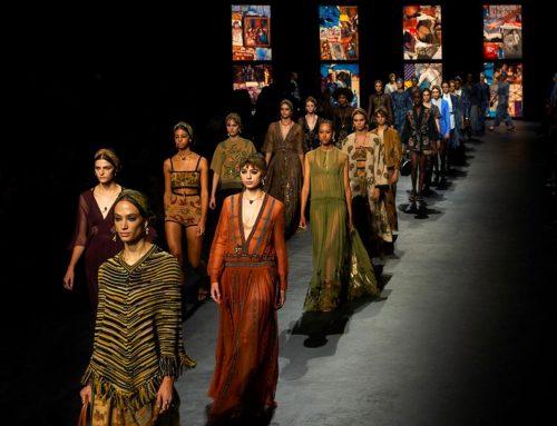 Dior Primavera/Estate 2021: un inno al femminismo alla PFW