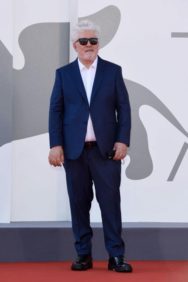 Festival di Venezia 2020 look uomo