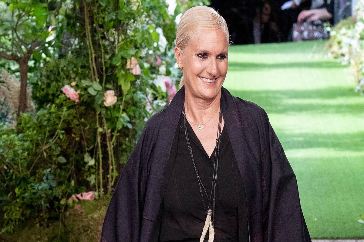Maria Grazia Chiuri Direttore creativo Dior Life&People Magazine LifeandPeople.it