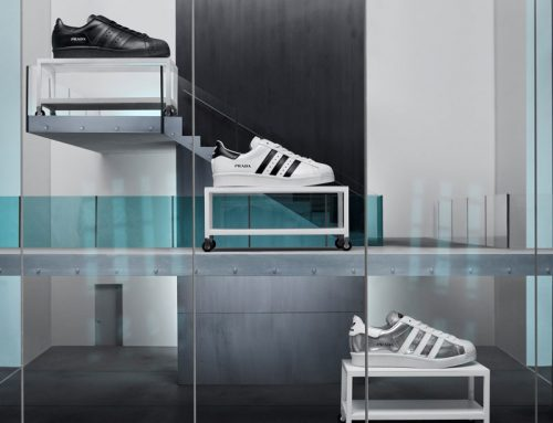 Prada Superstar le nuove sneakers Adidas
