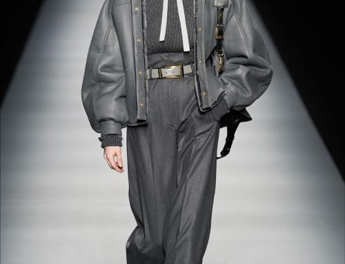 I trend moda più cool dell'autunno? I maxi colletti