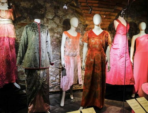 Un secolo di moda italiana in mostra al Fashion Museum di Riga