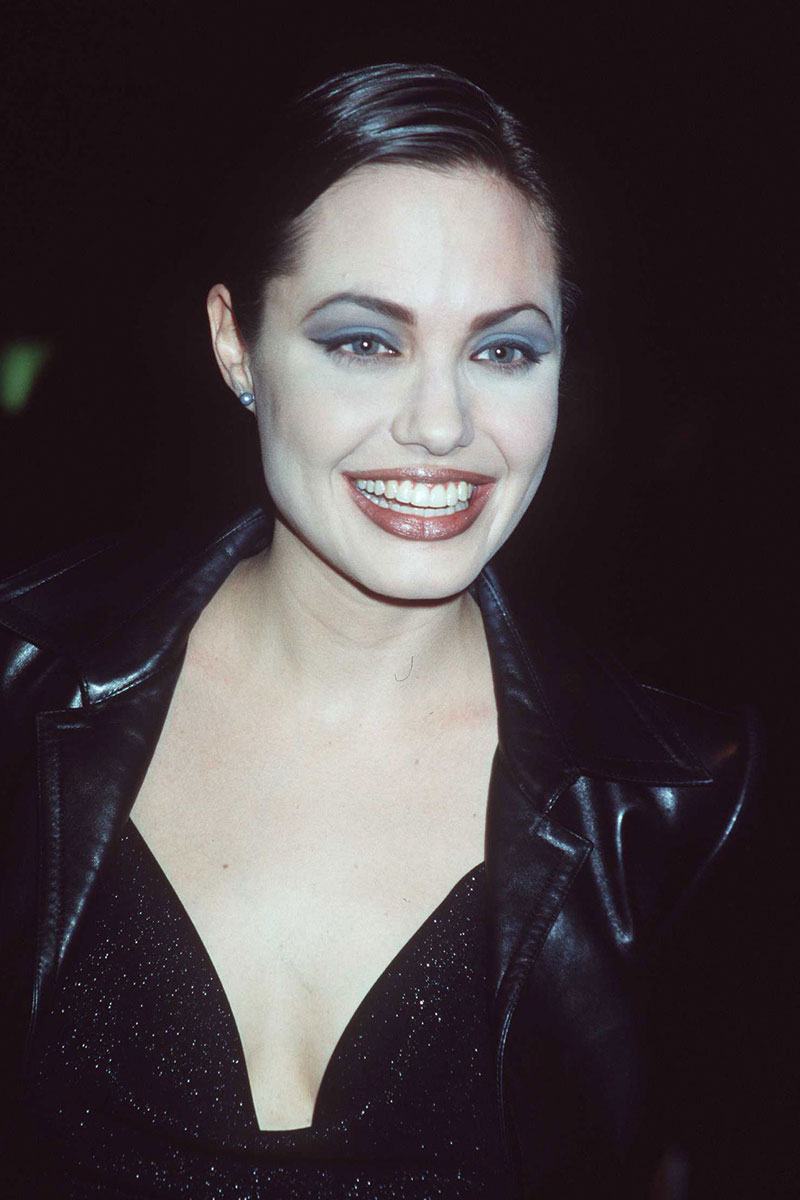 Halloween look Angelina Jolie Life&People Magazine LifeandPeople.it