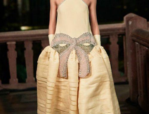 Shanghai Fashion Week: il viaggio nel tempo di Lanvin