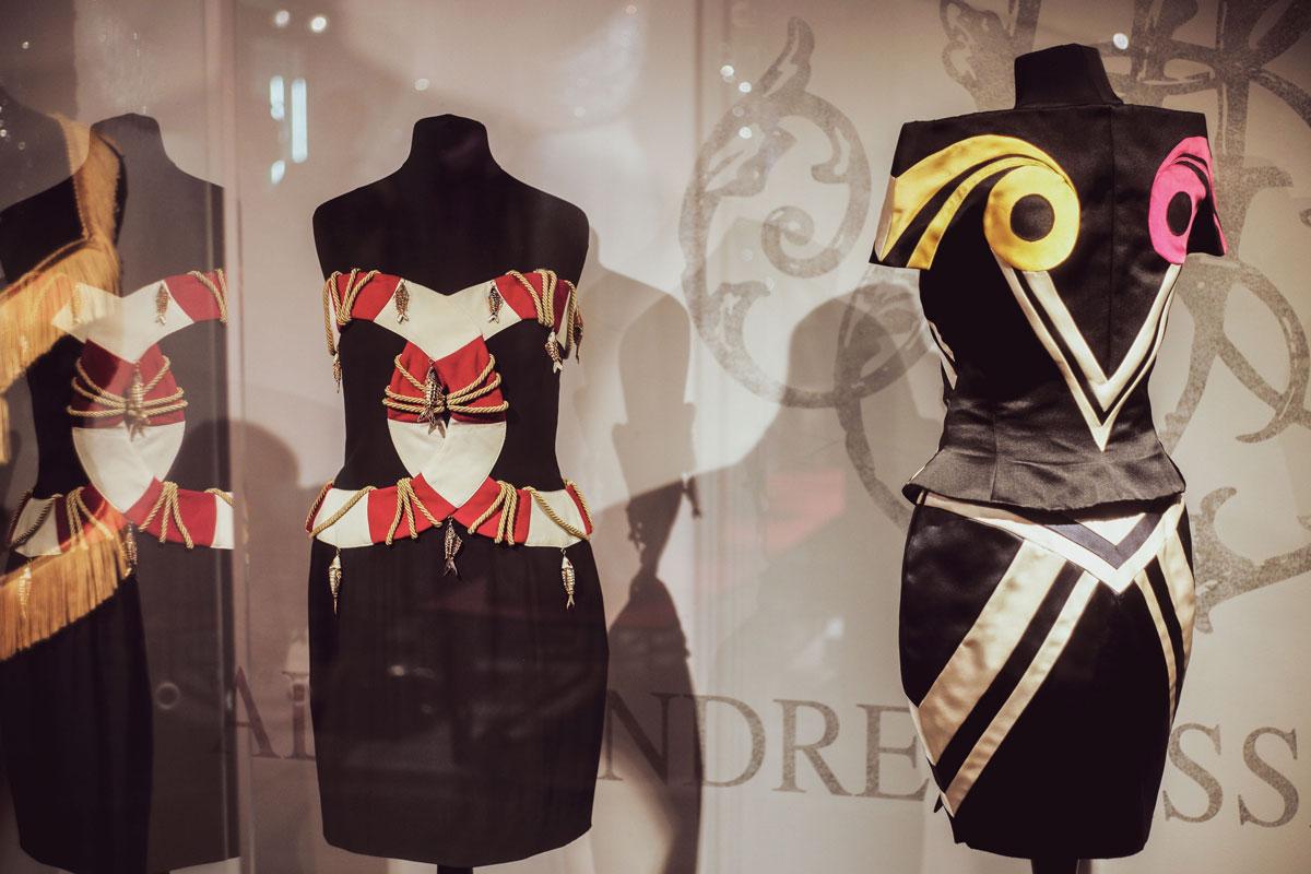 """""""Da Fortuny a Versace. 100 anni di moda italiana"""" Life&People Magazine LifeandPeople.it"""