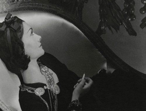 Coco Chanel presenta il primo profumo per la notte