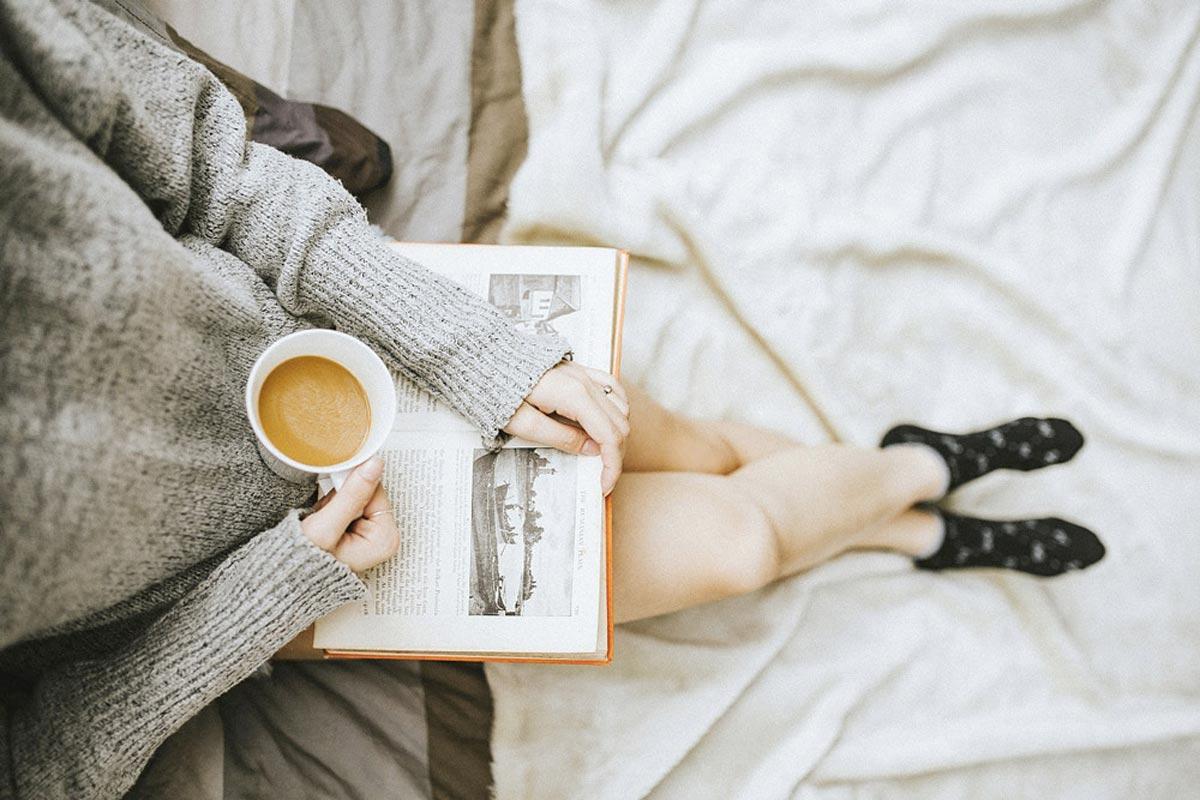 libri rilassanti dal leggere Life&People Magazine LifeandPeople.it