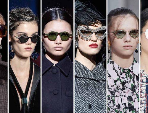 Maxi occhiali da sole donna: i must have per l'inverno