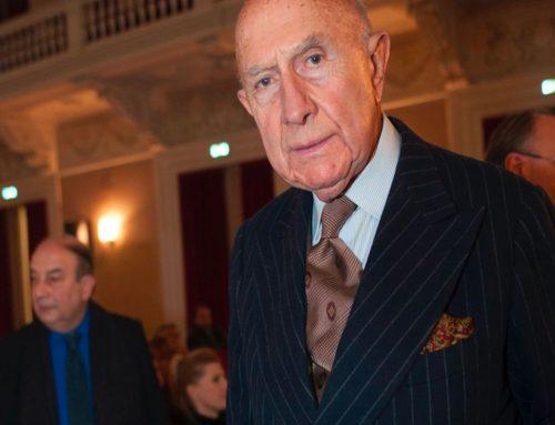 Addio a Beppe Modenese, ambasciatore dell'eleganza Made in Italy