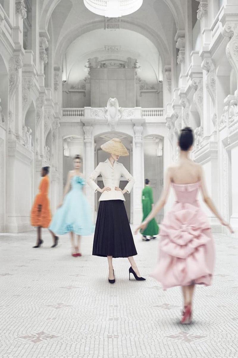 La storia della Bar Jacket di Dior: un cult della moda Life&People Magazine LifeandPeople.it