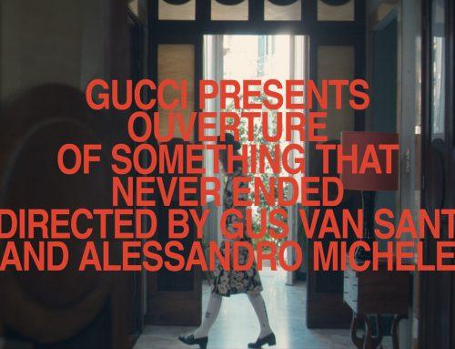 GUCCIFEST: dialogo tra moda e cinema con Roma sullo sfondo