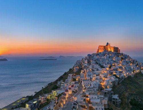 Astypalea: l'anima più autentica della Grecia insulare