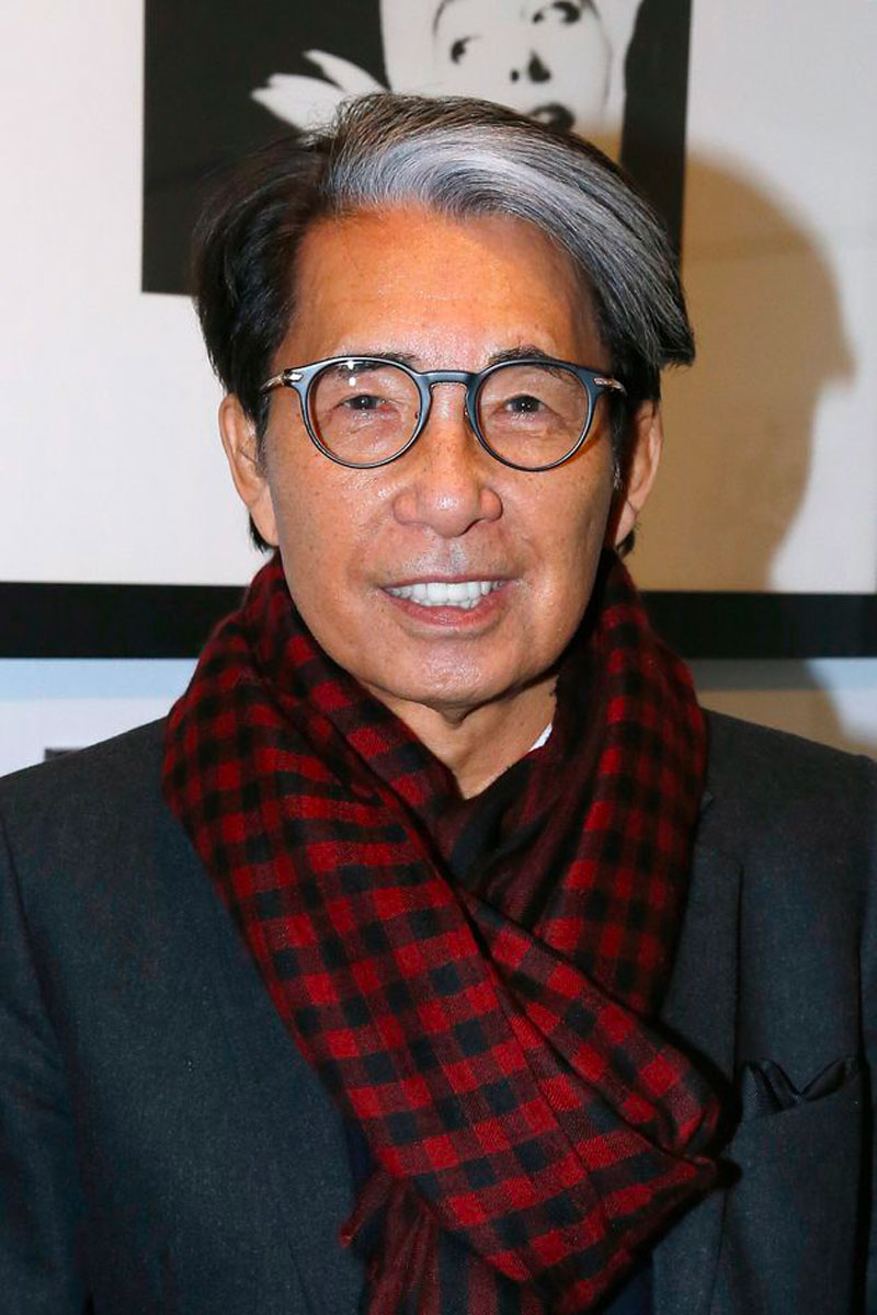 Kenzo Takada fashion Life&People Magazine LifeandPeople.it