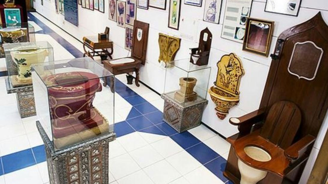 Sulabh International Museum of Toilets.