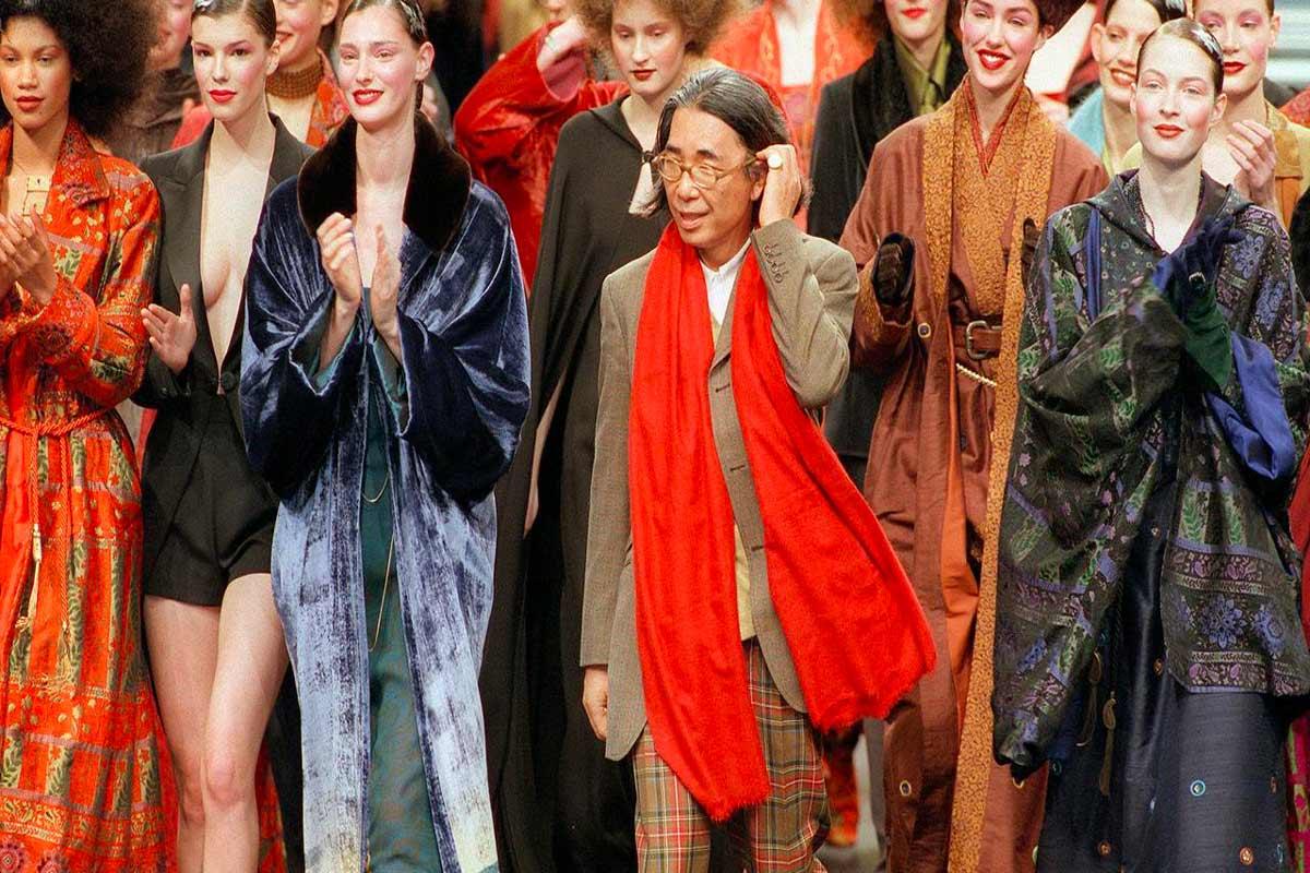 Kenzo Takada fashion Life&People Magazine LifeandPeople.it