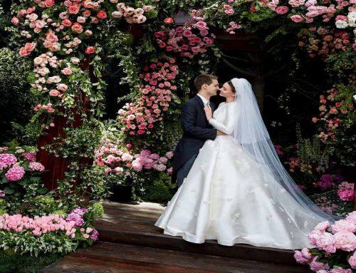 Gli abiti da sposa delle attrici più belli di sempre