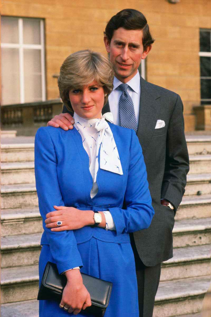 matrimonio reale lady d principe carlo Life&People Magazine LifeandPeople.it