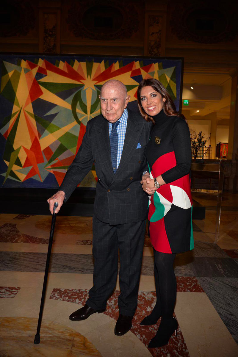 Beppe Modenese presidente onorario camera nazionale moda italiana Life&People Magazine LifeandPeople.it
