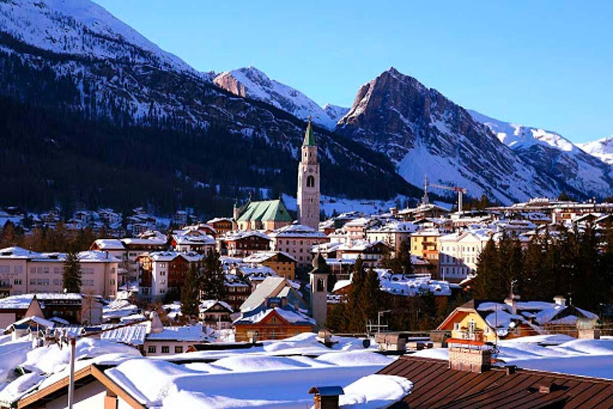 Cosa fare a Cortina in inverno Life&People Magazine LifeandPeople.it