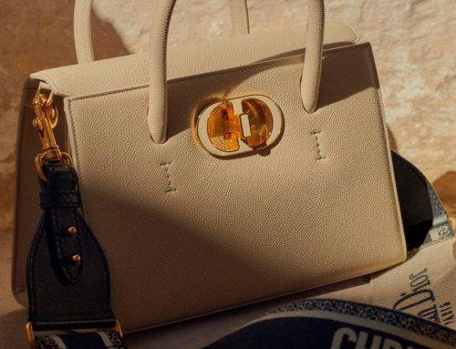 Tote bag Dior St.Honoré: eleganza senza tempo