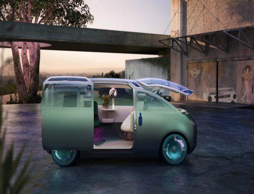 Mini Vision Urbanaut: l'auto del futuro