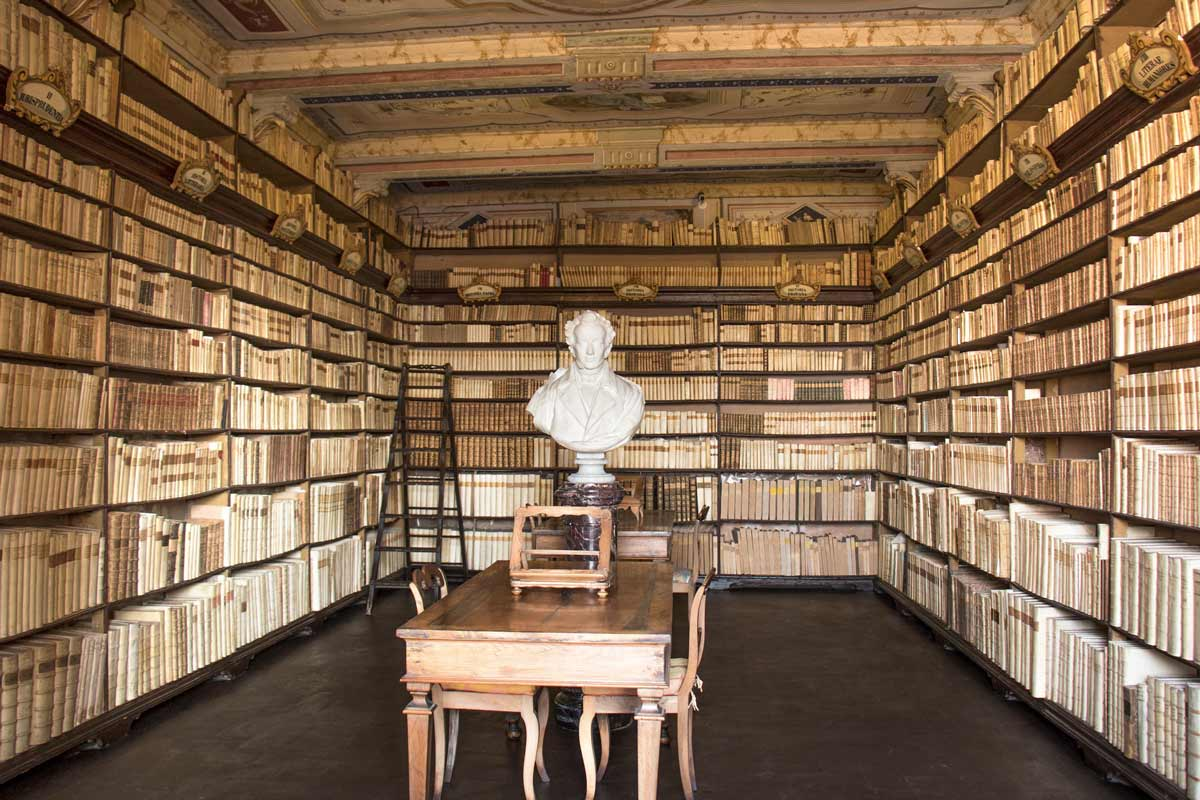 casa leopardi porto recanati biblioteca Life&People Magazine LifeandPeople.it