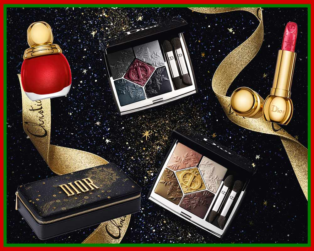 Make up Natale 2020 Dior Life&People Magazine LifeandPeople.it